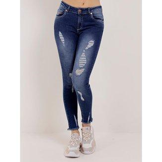 Calça Jeans Feminina Uber