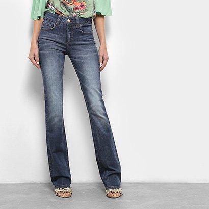 Calça Jeans Flare Colcci Boot Cut Cintura Média Feminina-Feminino 0b35a24eac1