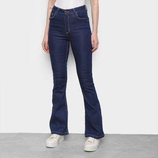 Calça Jeans Flare Hering Feminina