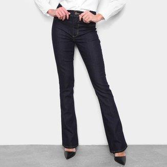 Calça Jeans Flare Sawary Lisa Feminina