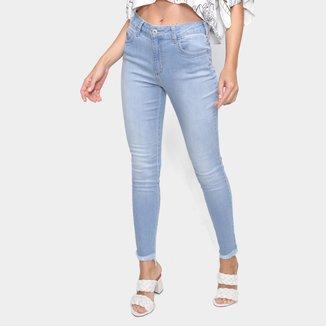 Calça Jeans Forum Cigarrete Marisa Feminina