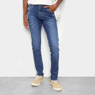 Calça Jeans Grifle Básica Masculina