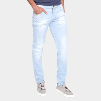 Calça Jeans Grifle Estonada Masculina