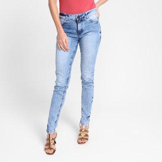 Calça Jeans Grifle Skinny Feminina