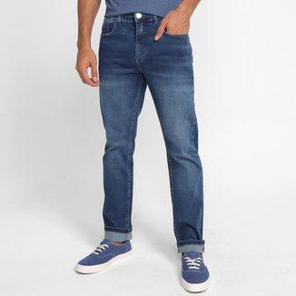 Calça Jeans Hering Casual Masculina