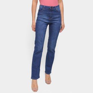 Calça Jeans Hering Slim Básica Feminina