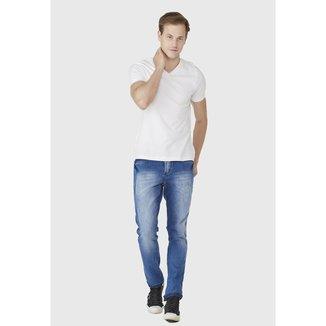 Calça Jeans HNO Jeans Reta Estonada Masculina