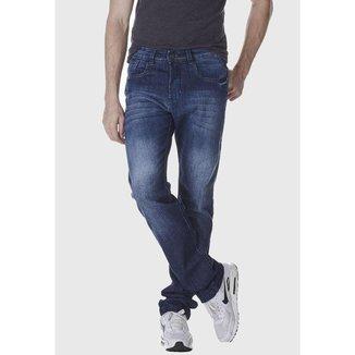 Calça Jeans HNO Reta Estonada Masculina