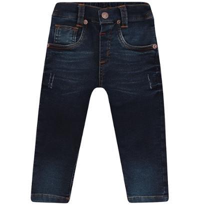 Calça Jeans Infantil 1mais1 Moletinho Masculino