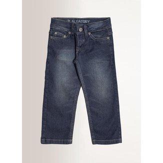 Calça Jeans Infantil Aleatory Masculina
