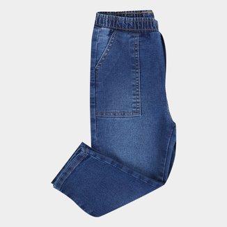 Calça Jeans Infantil Hering Casual Masculina