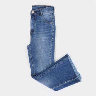Calça Jeans Infantil Hering Kids Feminina