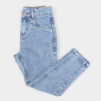 Calça Jeans Infantil Skinny Hering Feminina