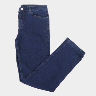 Calça Jeans Juvenil Malwee Slim Masculina