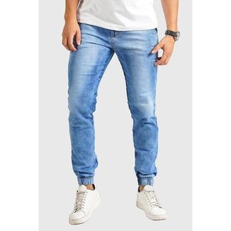 Calça Jeans Ks Casual&Sport Jogger Premium Masculina