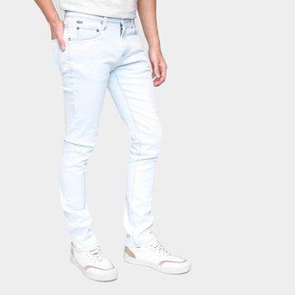 Calça Jeans Lacoste Denim Masculina