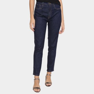 Calça Jeans Lança Perfume Skinny Cintura Alta Feminina