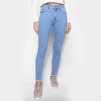 Calça Jeans Lança Perfume Skinny