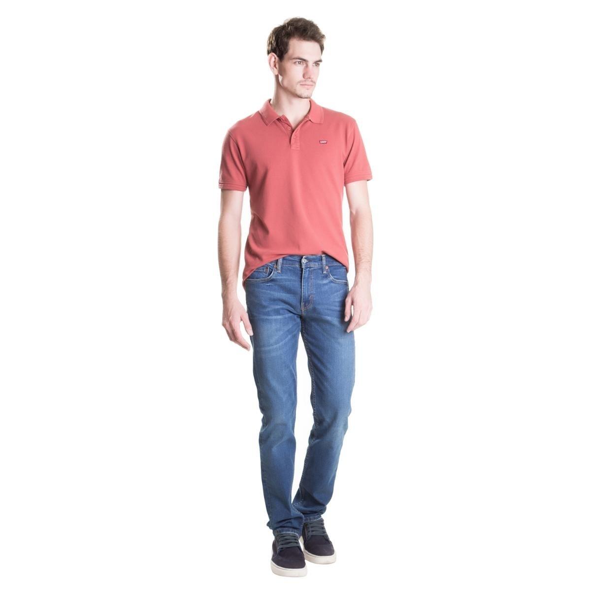 Calça Jeans Levis 511 Slim - Compre Agora  b58831ba874b5
