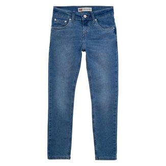 Calça Jeans Levis 512 Slim Taper Infantil - 20002