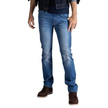 Calça Jeans Levis 513 Slim Straight Masculina