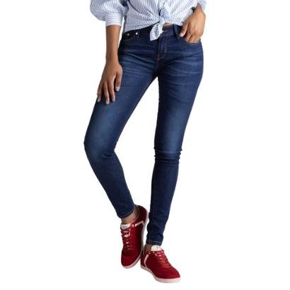 Calça Jeans Levis 710 Super Skinny Feminina