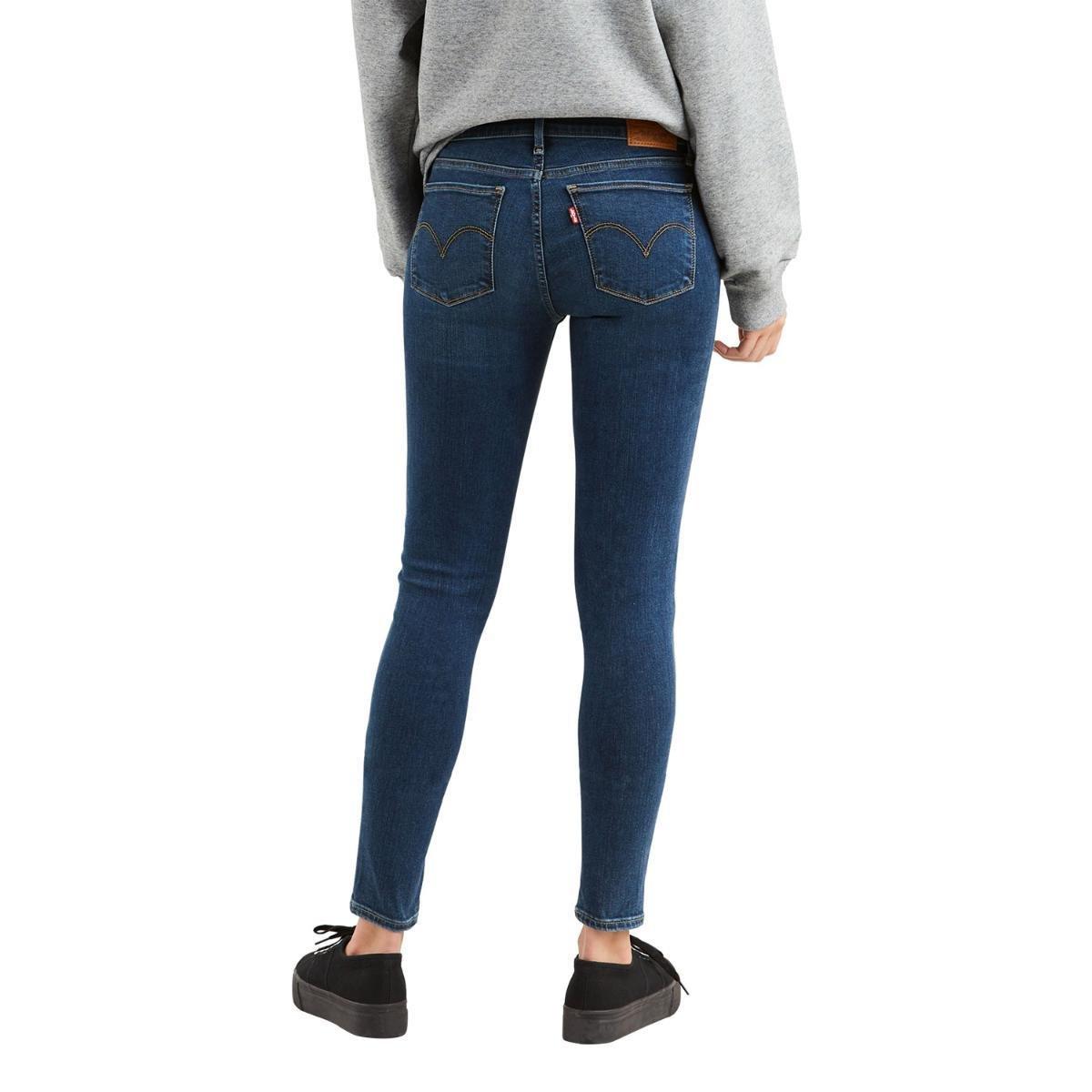 Calça Jeans Levis 710 Super Skinny Innovation Feminina - Compre ... 99b7f80f531