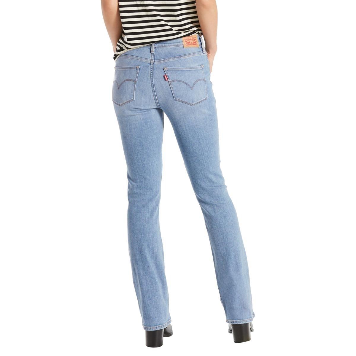 Calça Jeans Levis Shaping Bootcut Claro - Azul - Compre Agora  bcdf7e8312b