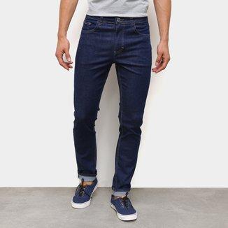 Calça Jeans Malwee Skinny Flex Masculina
