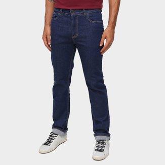 Calça Jeans Malwee Slim Masculina