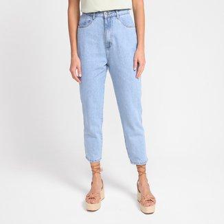 Calça Jeans Mom My Favorite Thing s Super High Cintura Alta Feminina