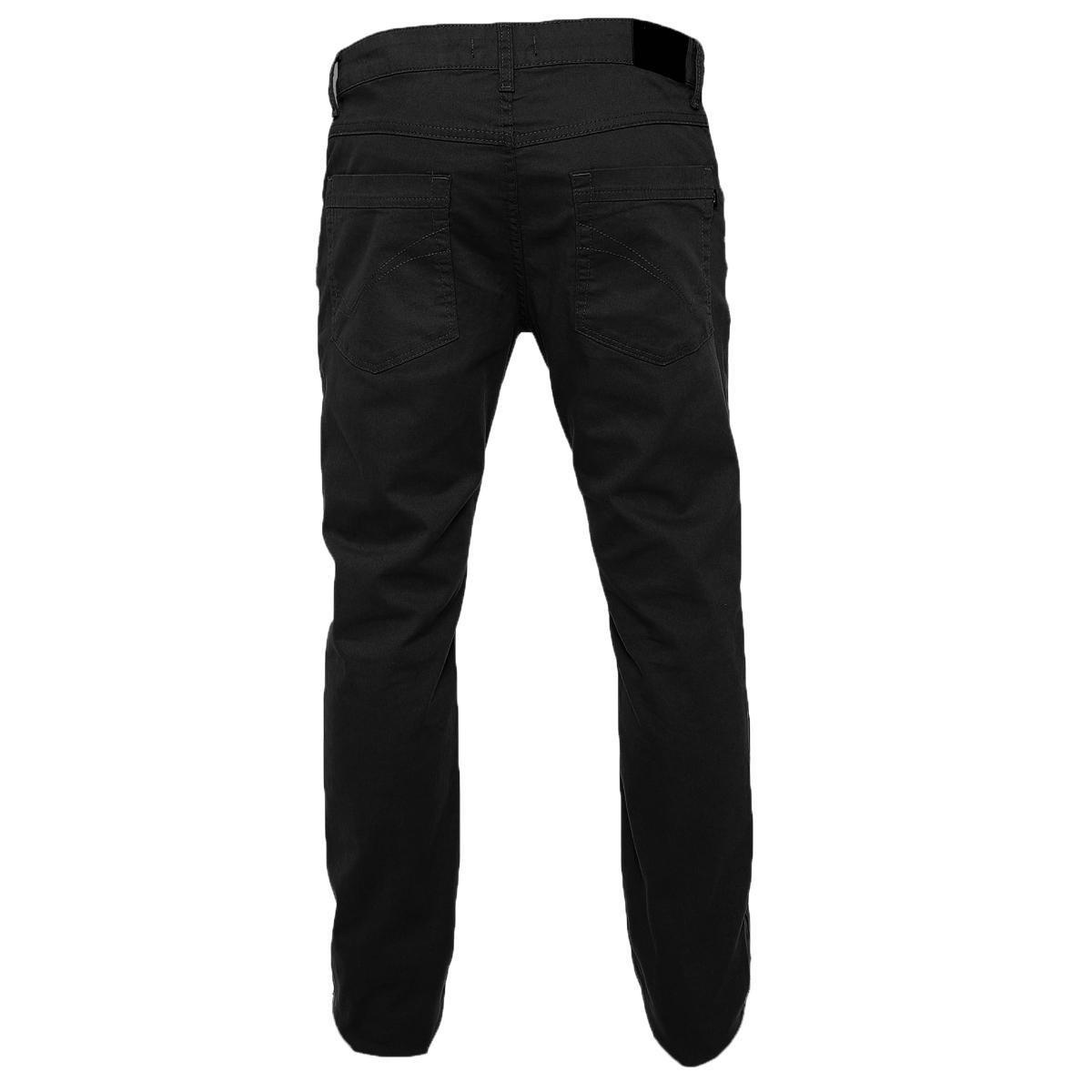 729be091a68a8 Calça Jeans Oakley 5 pockets Regular Fit - Preto - Compre Agora ...