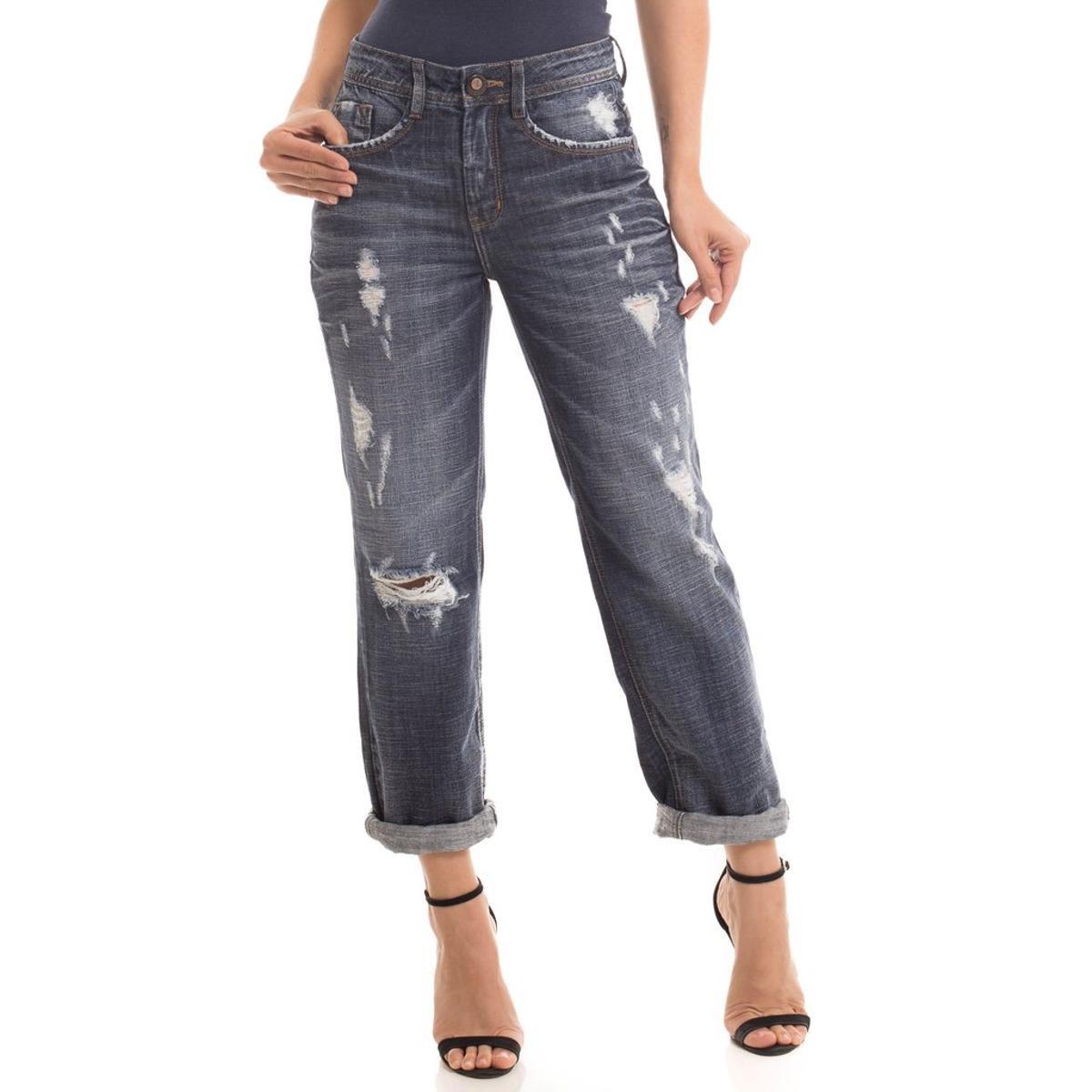 9e6bcf4fd Calça Jeans Osmoze High Straight Feminina - Compre Agora | Zattini