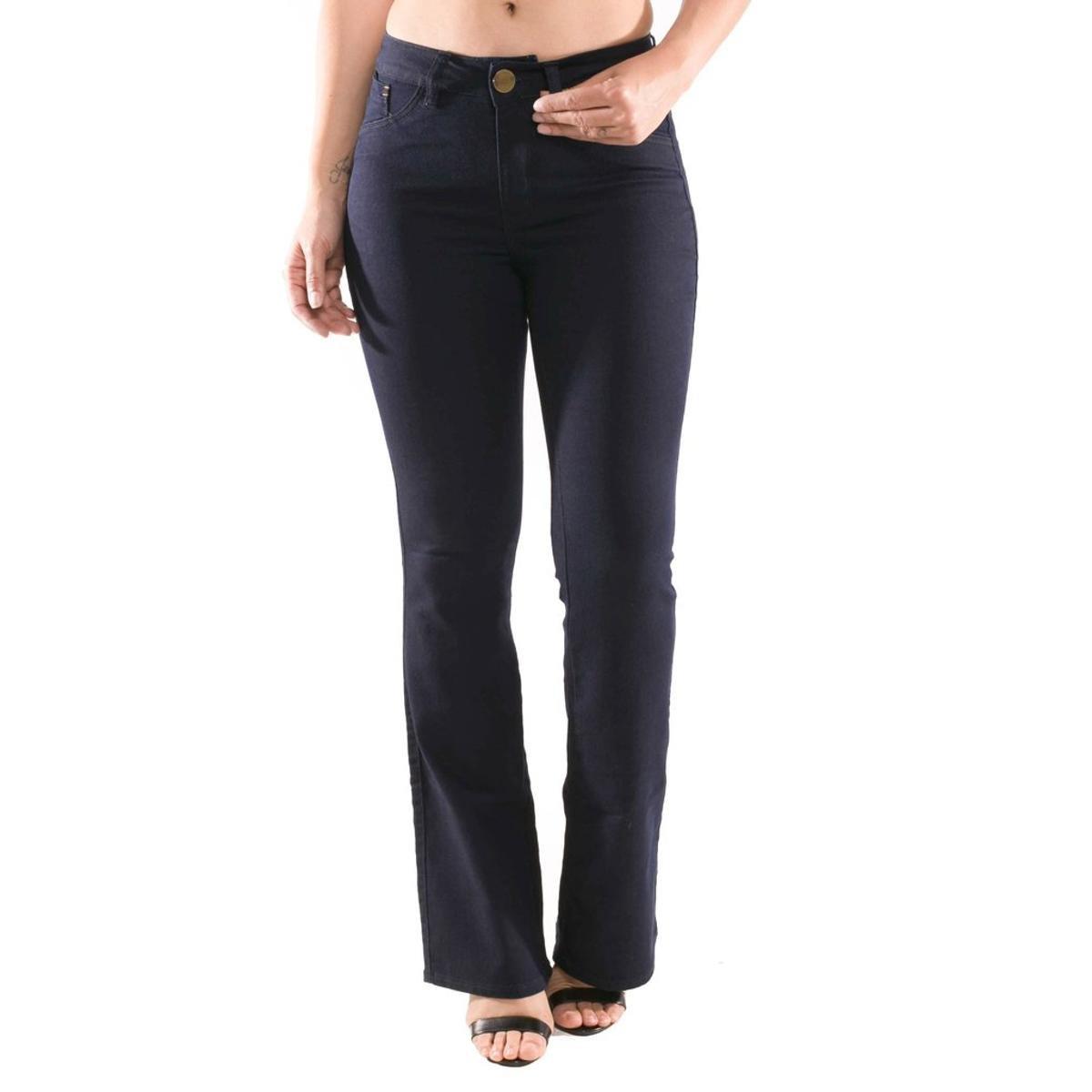 b1f169ae9 Calça Jeans Osmoze Mid Rise Flare Low Feminina - Compre Agora | Zattini