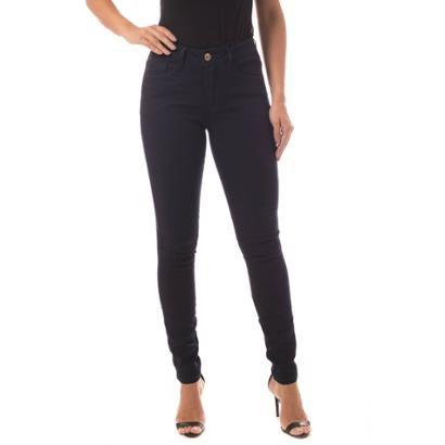 Calça Jeans Osmoze Mid Rise Skinny Feminina