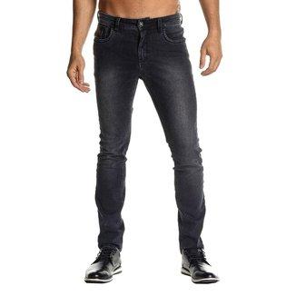 Calça Jeans Osmoze Skinny 101124302 Preto - Preto - 44