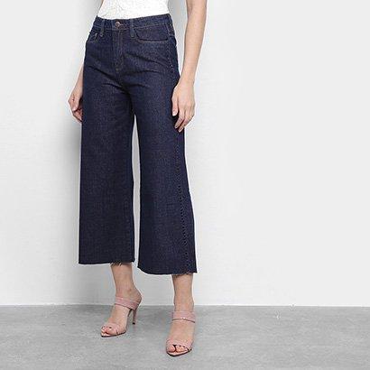 Calça Jeans Pantacout Carmim Feminina