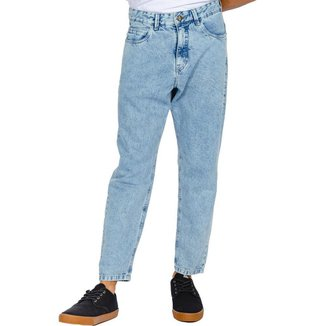 Calça Jeans Rock&Soda Masculina Relaxed Skinny Destroyed