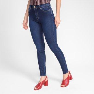 Calça Jeans Sawary Cigarrete Feminina