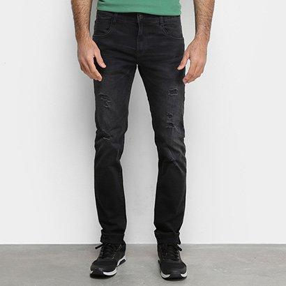 Calça Jeans Sawary Puídos Masculina