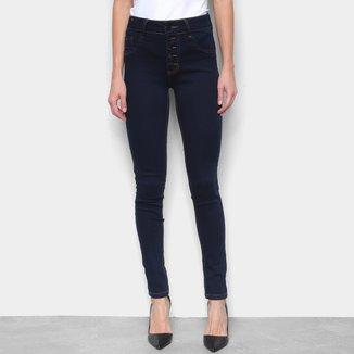 Calça Jeans Skinny Biotipo Cintura Média Feminina