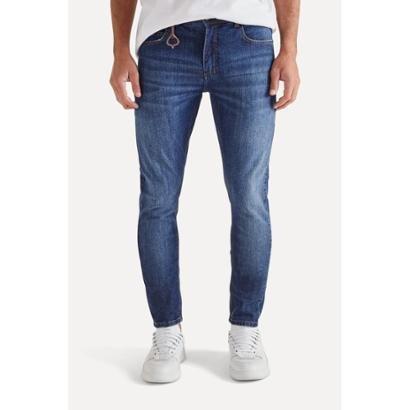 Calca Jeans Skinny Blue Reserva Masculina
