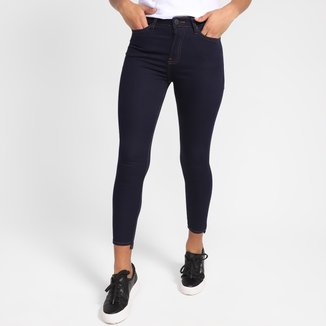 Calça Jeans Skinny Calvin Klein Cintura Média Feminina