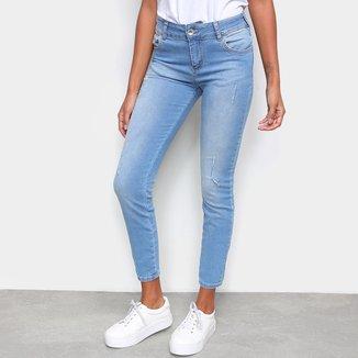Calça Jeans Skinny Colcci Estonada Feminina