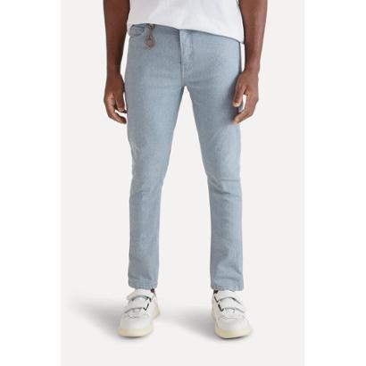 Calca Jeans Skinny Eco Wash Reserva Masculina