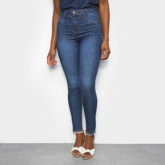 Calça Jeans Skinny Ecxo Feminina