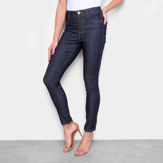 Calça Jeans Skinny Ecxo Lisa Feminina