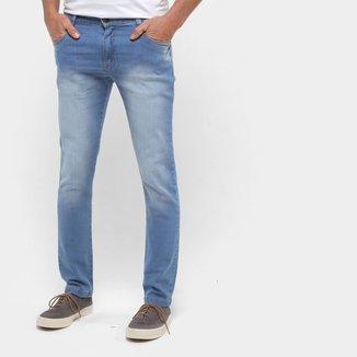 Calça Jeans Skinny Ecxo Masculina
