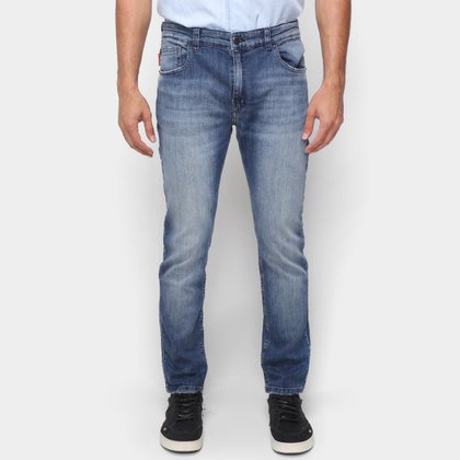 Calça Jeans Skinny Ellus Estonada Masculina