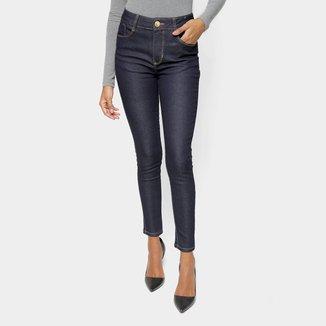 Calça Jeans Skinny Jezzian Jeans Lisa Feminina